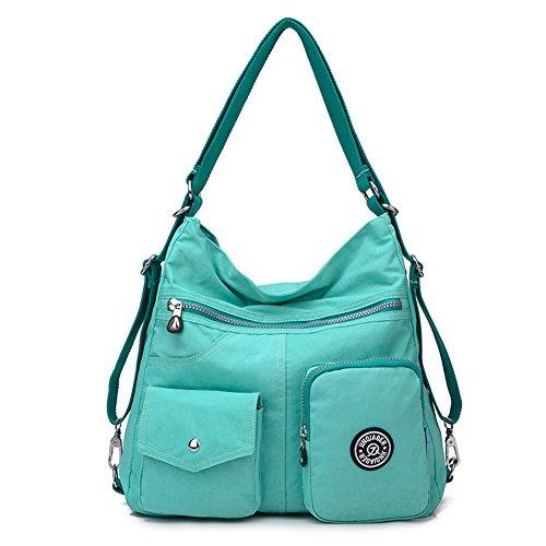 Nylon Hobo Handbags - 3