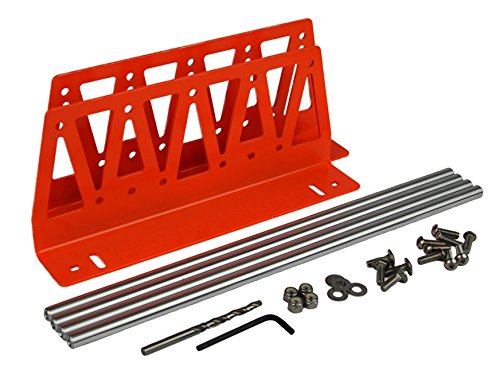 Frankensled - Two Pack Tunnel Rack, Universal Fit for Snowmobiles
