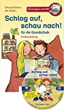 Schlag auf, schau nach! – Wörterbuch für die Grundschule mit CD-ROM, Neubearbeitung: Wörterbuch für die gesamte Grundschulzeit, alle Bundesländer außer Bayern