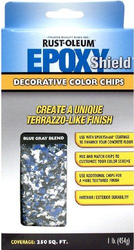 Rust Oleum 238469 EPOXYShield Decorative Color