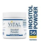 Vital Nutrients - Inositol Powder - Healthy Neurotransmitter Metabolism Support - 225 Grams