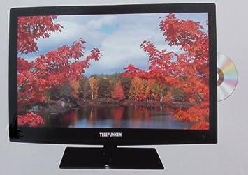 Telefunken lcd2439fh DVD/DVBT Full HD LCD de televisor con ...