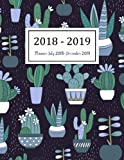 img - for Planner July 2018-December 2019: Two Year - Daily Weekly Monthly Calendar Planner | 18 Months July 2018 to December 2019 For Academic Agenda Schedule ... (Academic Planner 2018-2019) (Volume 10) book / textbook / text book