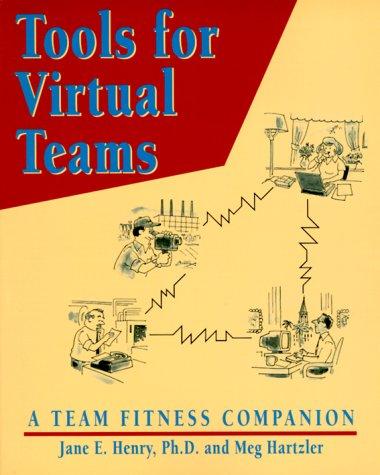 Tools For Virtual Teams  A Team Fitness Companion
