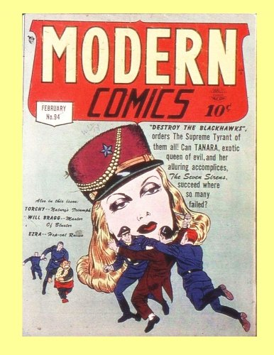 Read Online Modern Comics #94: All Stories - No Ads ----- Starring Torchy: The Blonde Bombshell pdf epub