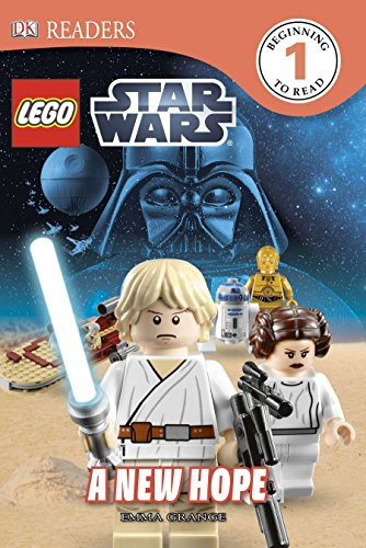 DK Readers L1: LEGO Star Wars: A New Hope by DK Children