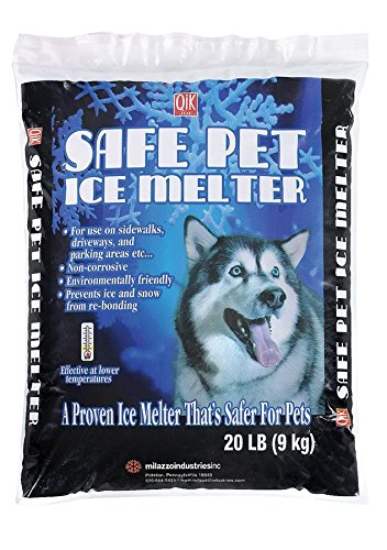 Milazzo Industries 02020 Qik Joe Safe Pet Ice Melter, 20-Pound by Milazzo