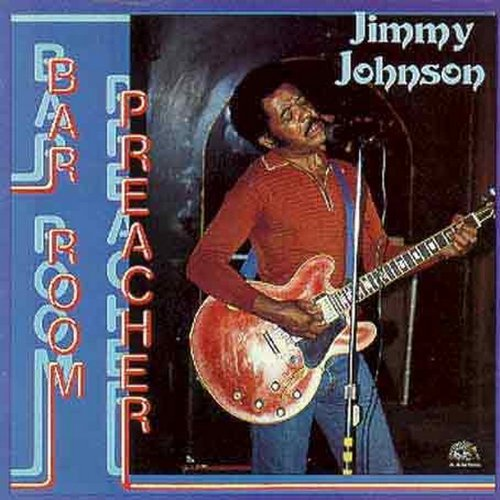 Jimmy Johnson - Bar Room Preacher (CD)