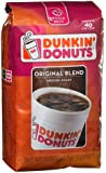 Dunkin' Donuts Original Blend Whole Bean Coffee, 12 oz