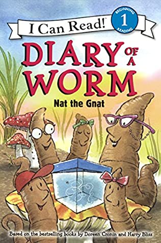 book cover of Diary of a Worm: Nat the Gnat