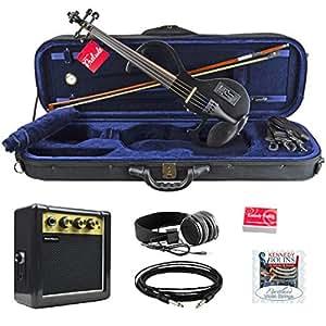 Amazon.com: Bunnel EDGE Clearance - Violín eléctrico ...