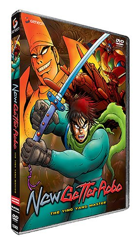 New Getter Robo, Vol. 2: The Yin-Yang Master (Animated Yang Ying)