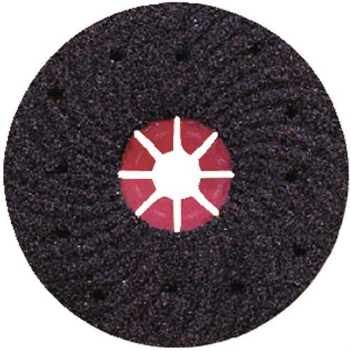 7 x 7//8 7 x 7//8 DEWALT DWAH736C Silicon Carbide C36 Flexible Grinding Disc