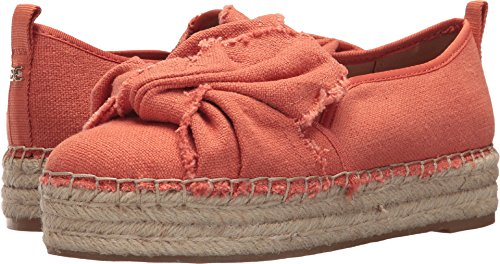 Sam Edelman Women's Cabrera Platform Sedona Orange Casual Washed Out Canvas cheap best store to get eastbay cheap price 2014 new cheap online djIqb