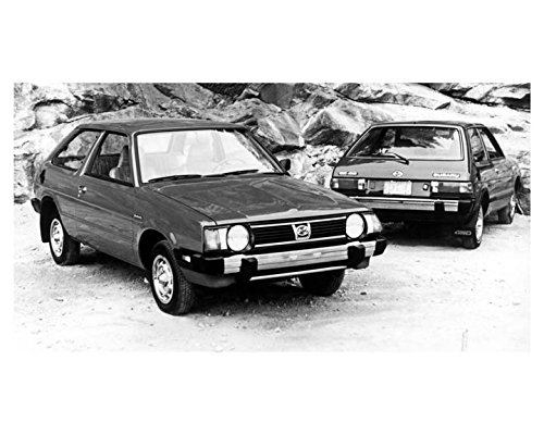 1981 Subaru GL Hatchback Automobile Photo - Subaru Gl Hatchback