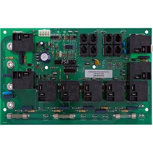 Vita Spas 460100 500 and 700 Series Vita Circuit Board