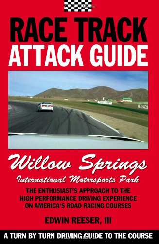 Race Track Attack Guide - Willow Springs International Raceway