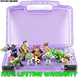 Life Made Better Toy Storage Organizer. Fits Up To 15 Mini Figures. Compatible With Disney Toy Story Mini Figures And Accessories