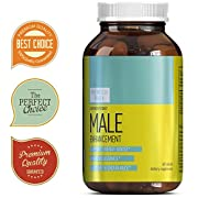 """""""For a Male Enhancing supplement that packs a punch, look no further than our pure, potent, and stacked proprietary blend! It contains ingredients like Zinc, L Arginine and Panax Ginseng to support your reproductive health and give you the energy and..."""