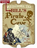 Pirates Cove – Personalized Menu Board Sign From Redeye Laserworks Review