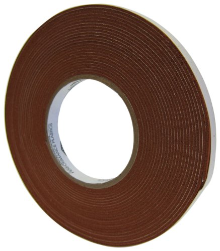 Saints Cell (Saint-Gobain 100S Strip-N-Stick Silicone Gasket Tape, 15' Length, 1