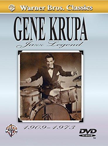 Gene Krupa Jazz Legend by MUSIC VIDEO DISTRIBUTORS