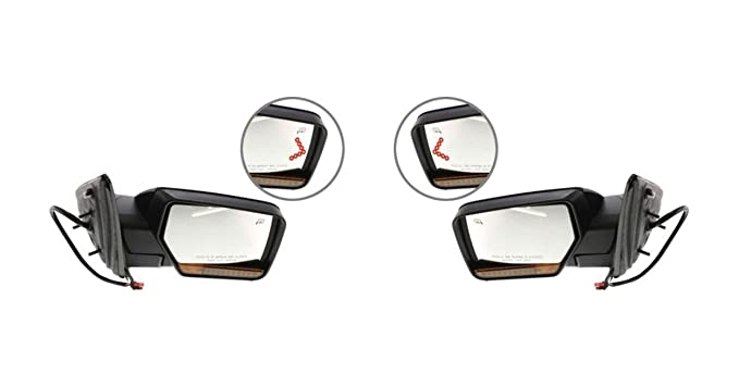 New Driver Side Power Heated Mirror For Ford Expedition FO1320377 2007-2008