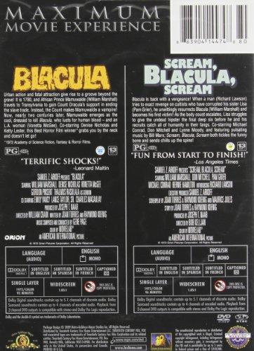 Blacula / Scream, Blacula, Scream Double Feature