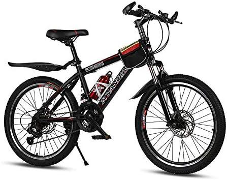 Bicicleta de montaña de Doble suspensión para Hombres 20 Pulgadas ...