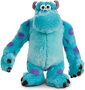 "Disney Pixar Monsters, Inc - Sulley Plush - 13 1/2"" H Seated (2012)"