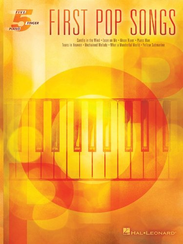 5 Finger Piano Music (First Pop Songs (Five Finger Piano Songbook))