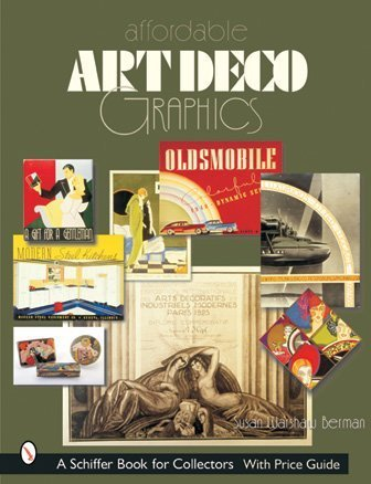 Download Affordable Art Deco Graphics (Schiffer Book for Collectors) pdf