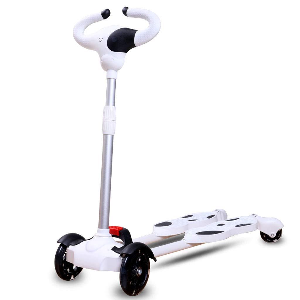 【好評にて期間延長】 Weiyue スケートボード- サイズ 子供のスクーター2-3-6歳の初心者男の子と女の子四輪足の開閉カエルはさみ滑りやすいよ 80x26x85cm (色 : D, サイズ さいず D, : 80x26x85cm) B07MK14RQW 80x26x85cm|B B 80x26x85cm, 飛騨高山のふとん屋:c8e0829d --- a0267596.xsph.ru