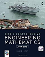 Bird's Comprehensive Engineering Mathematics, 2nd Edition Front Cover
