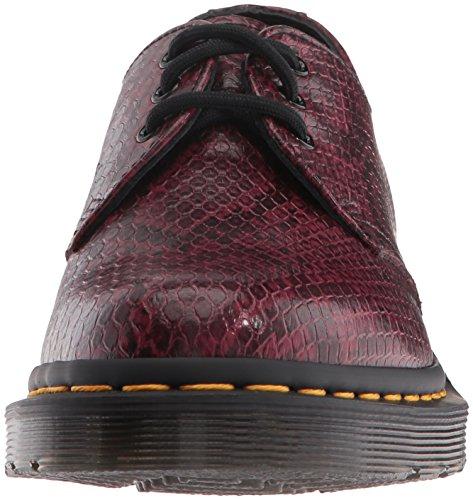 Dr. Martens 1461 Viper - Zapatos Mujer Vino