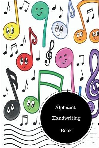 Alphabet Handwriting Book English Alphabet Writing Practice Handy