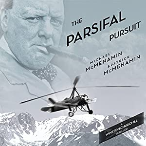 The Parsifal Pursuit (Winston Churchill Thrillers) Audiobook