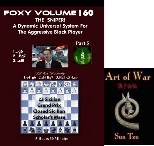 Foxy Chess Openings, 160: The Sniper! DVD & ChessCentrals ...
