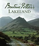 Front cover for the book Beatrix Potter's Lakeland by Hunter Davies