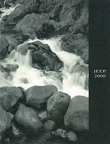 2000 Jeep Sales Brochure Literature Advertisement Options ()