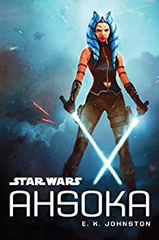 Ahsoka by E. K. Johnston science fiction and fantasy book and audiobook reviews
