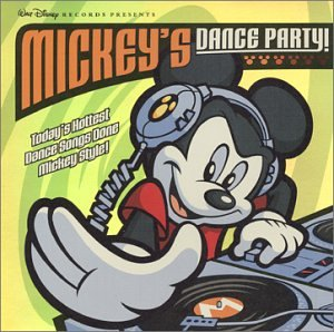 amazon mickey s dance party various artists 外国のうた 音楽