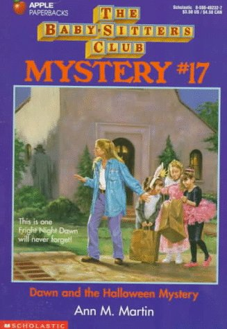 Dawn And The Halloween Mystery (The Baby-Sitters Club Mystery) ()