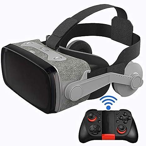 VR Gafas De Realidad Virtual 3D Pulgadas Smartphone Androide De La ...