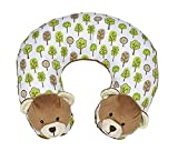 Maison Chic Travel Pillow, Cocoa the Bear