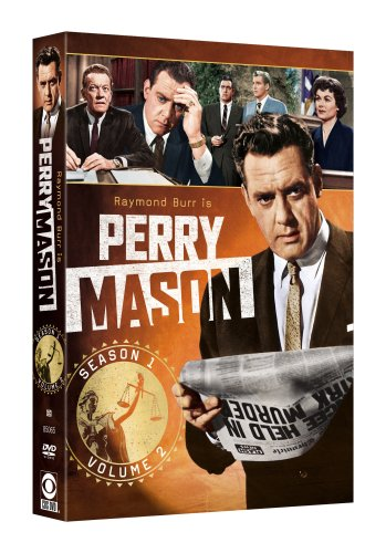 Perry Mason: Season 1, Vol. 2 (Vol 1 Dvd)