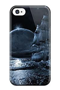 First-class Case Cover For Iphone 4/4s Dual Protection Cover Awesome