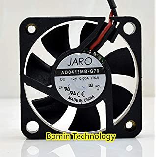 for ADDA AD0612HB-D90 6015 12V 0.27A 6CM Double Ball Cooling Fan