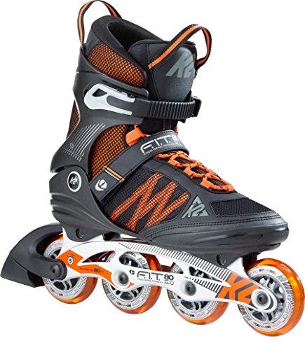 K2 Aluminum In Line Skates - 9