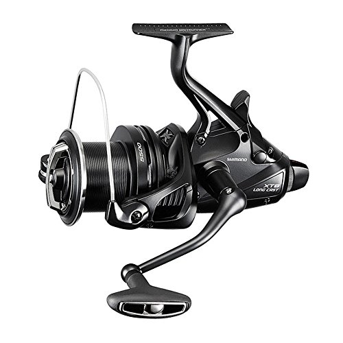 Shimano Medium Baitrunner 5500 XT B LC Longcast Surfcasting And Carpfishing Reel Model 2018, MBTRXTBLC
